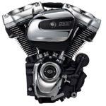 Harley Davidson Milwaukee-Eight 107 Engine Air Cleaner