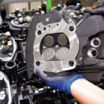 Harley Davidson Milwaukee-Eight 107 Engine Cylinder Head and Valves