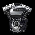 Lumphead 107 Engine. Milwaukee Eight.