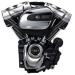 Harley Davidson Milwaukee-Eight 107 Engine Air Cleaner